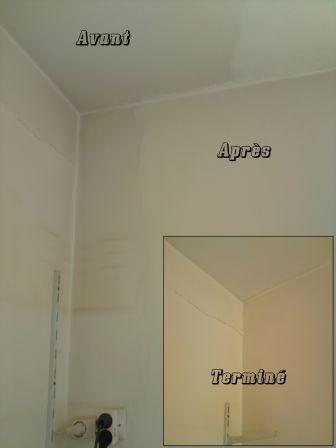 Lessiver Un Plafond Avant Peinture Top Conseils Lessivage Peinture